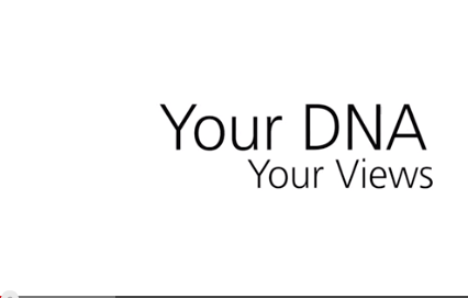 Your DNA Your Views Image/Logo