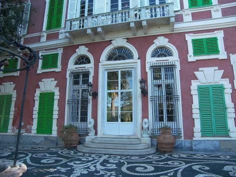 Santa-Margherita-Villa-Durazzo-gate