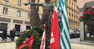 Monumento Guido Rossa