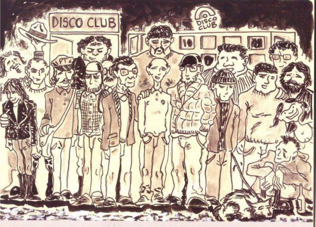 rubrica discoclub