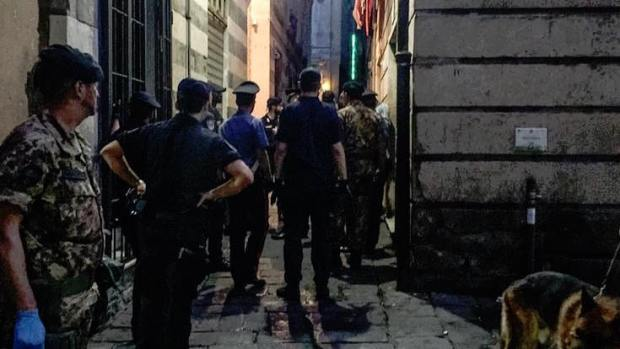 carabinieri santo sepolcro