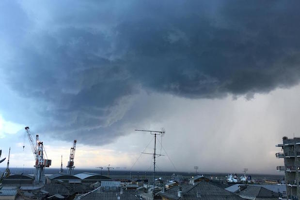 nuvole maltempo zanini