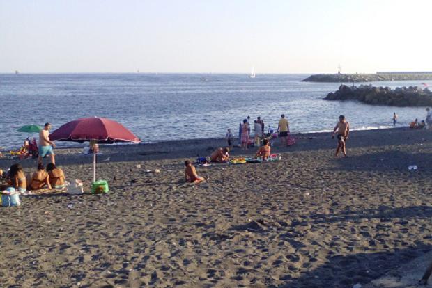 spiaggia pegli