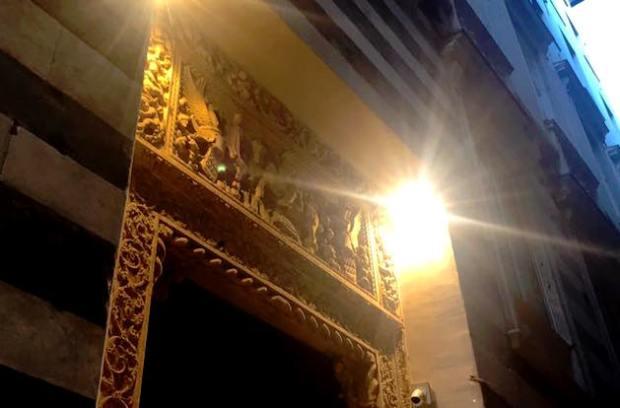 palazzo Brancaleone grillo