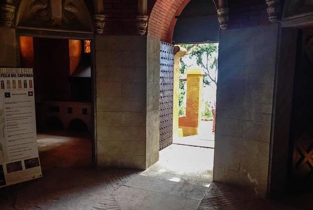 Il Castello del Capitano, Villa Pallavicini