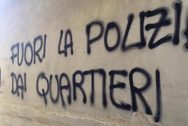polizia scritta