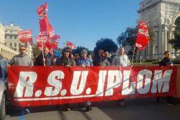 manifestazione lavoratori energia e petrolio contro rottura trattative contratto