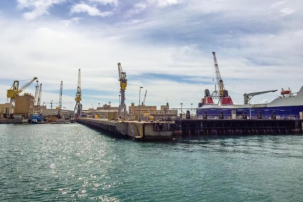 riparazioni navali