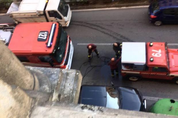 pompieri-via-cantore-vigili-del-fuoco