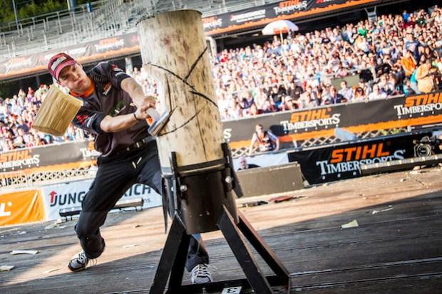 stihl timbersport