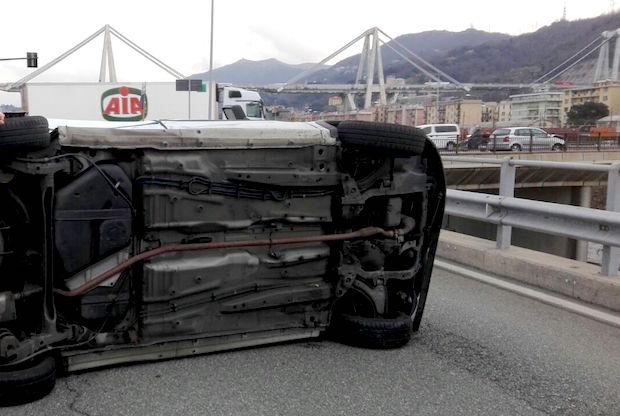 incidente via Tea Benedetti