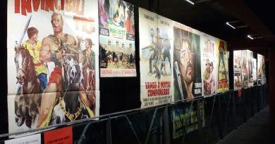 Da Zorro a Bruce Lee passando per Bud Spencer e Terence Hill. Ai Giardini Luzzati il cinema popolare italiano