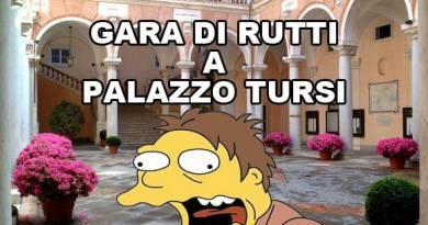 """Gara di rutti sotto Palazzo Tursi, la pagina Facebook """"Marassi – La zona"""" lancia una singolare iniziativa"""