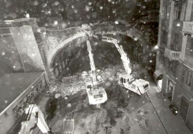 Il ponte demolito a Cornigliano. Lo ricordate? Ecco le foto storiche della Pro Loco