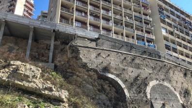 caserma gavoglio bastione di san giorgio mura cinquecentesche