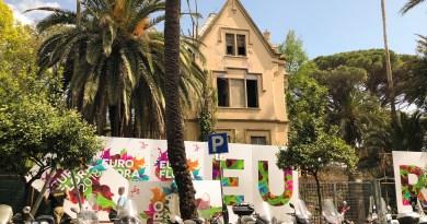 Villa Oliva, il rudere privato vista Euroflora. In viale delle Palme lo sconcio della casa abbandonata dagli anni '60