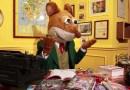 Partita del cuore, Geronimo Stilton regala i suoi libri a chi compra il biglietto