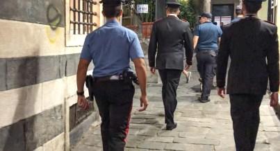 carabinieri vico mele