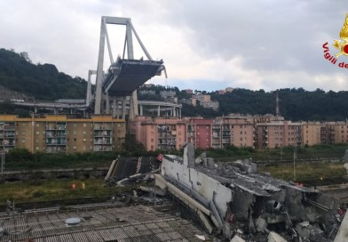 Crollo del Ponte Morandi, decisa l'evacuazione di altri due palazzi di via Fillak