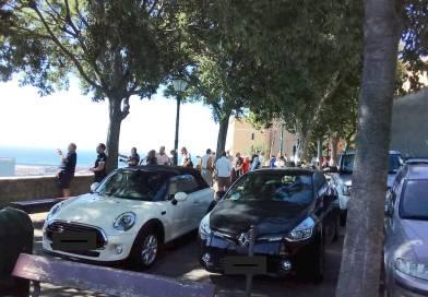 I genovesi si riuniscono alla Guardia e al Santuario di Coronata per pregare per le vittime del Ponte Morandi