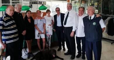 Verde urbano a Carignano, accordo tra Associazione Alpini e Municipio Centro Est