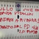 Vandalismo contro Mario Tullo, preoccupante segnale della violenza politica qualunquista