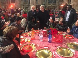 pranzo di natale sant'egidio12