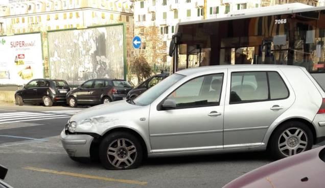 incidente via moresco7