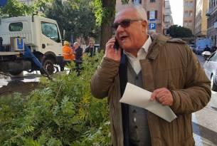 Gianni Crivello, assessore ai Lavori Pubblici (Foto Bobbio)
