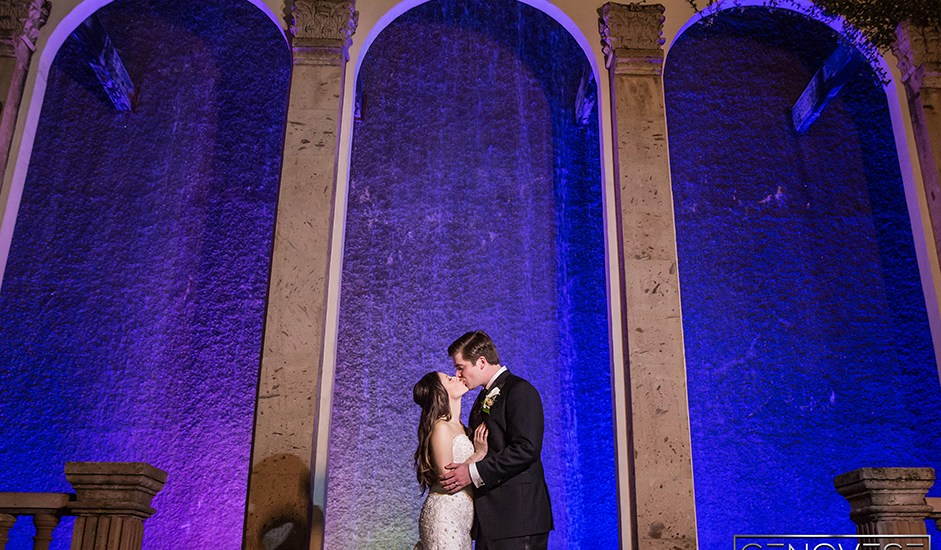 Bell Tower on 34th Wedding Photography and Video by Genovese Studios from Houston, Texas