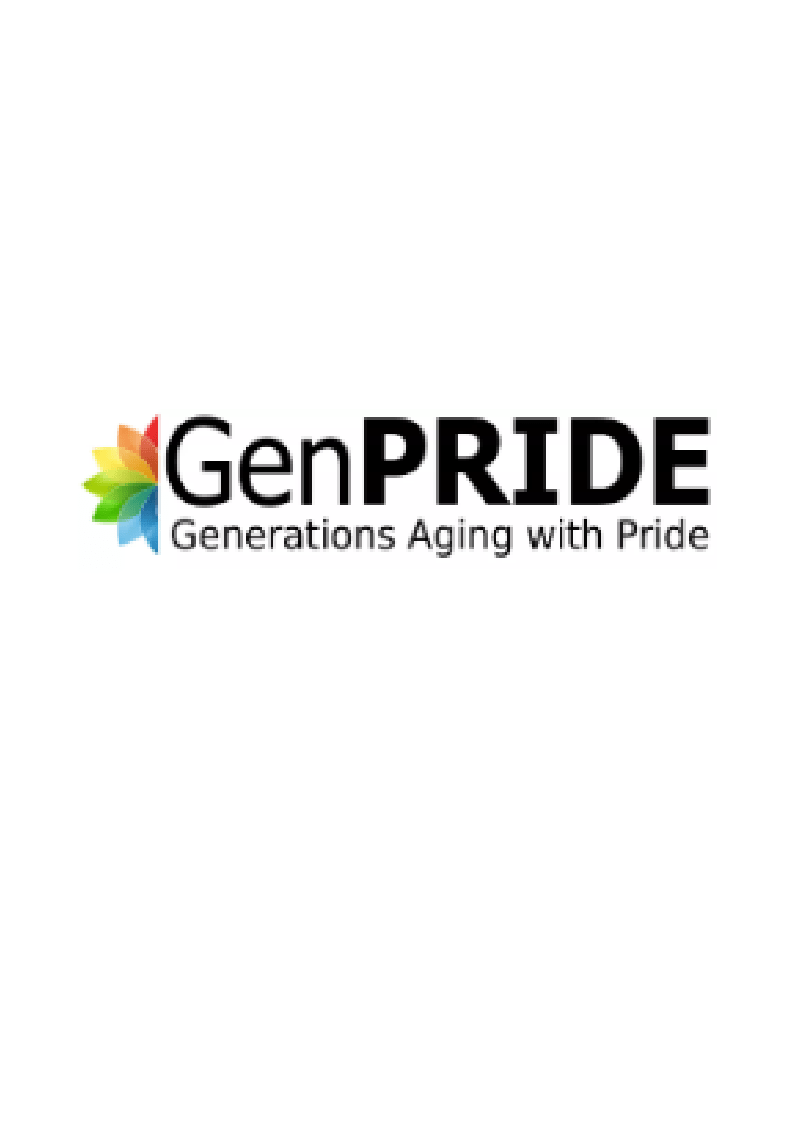 GENPride logo