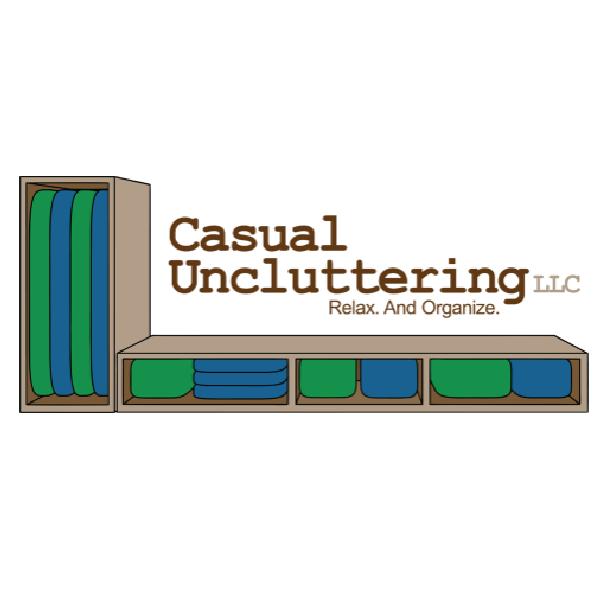 Casual Uncluttering LLC logo