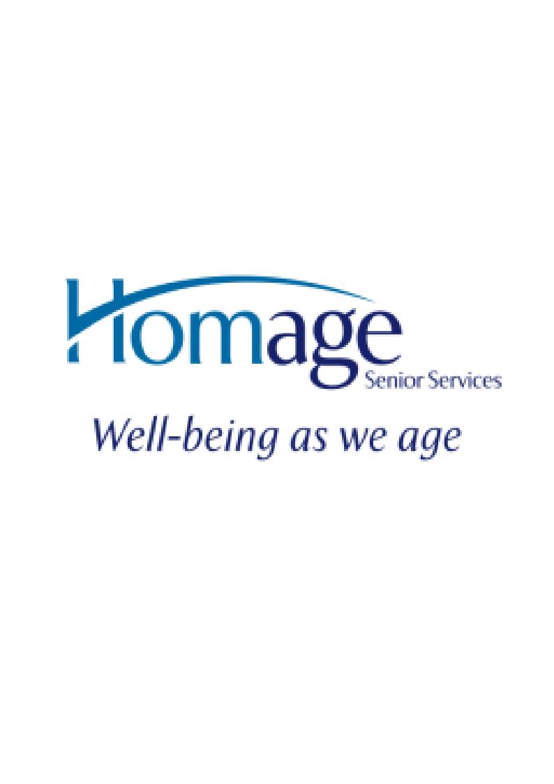 Homage Senior Services logo
