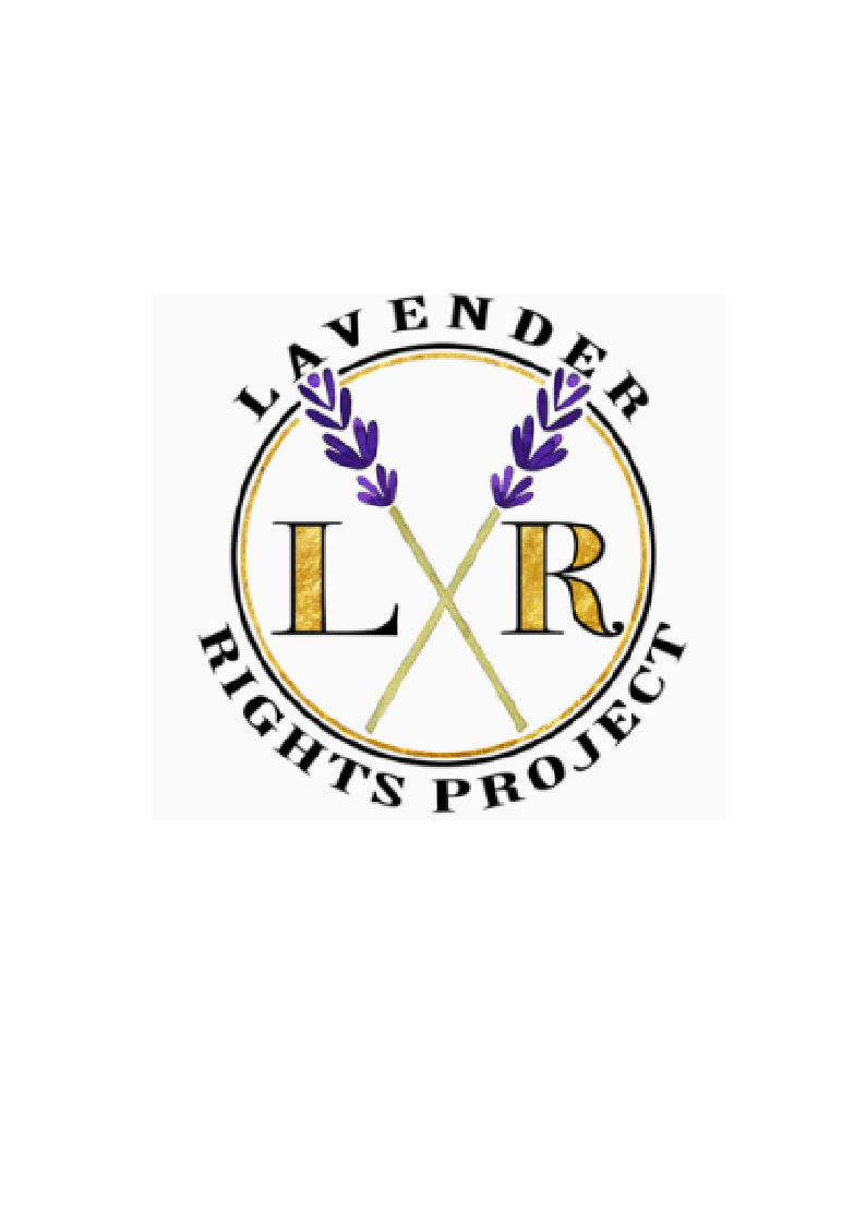 Lavender Rights Project logo