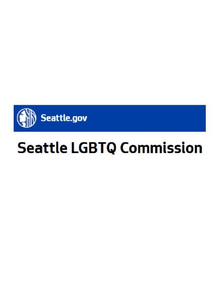 Seattle LGBTQ Commission