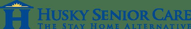 husky senior care logo