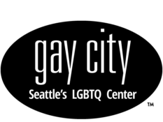 gay city  Seattle's LGBTQ Center logo