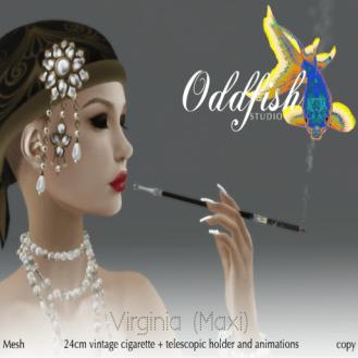 Oddfish - Midi Cig