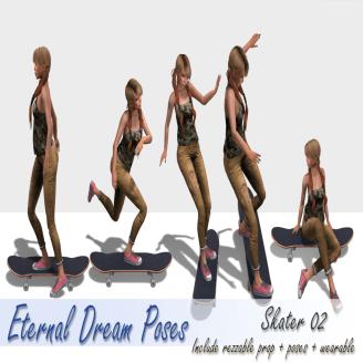 Eternal Dreams Poses 2