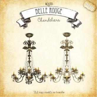 Noctis - Chandeliers
