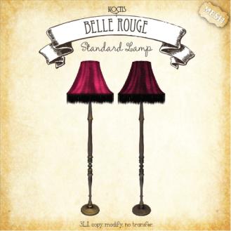 Noctis - Standard Lamps