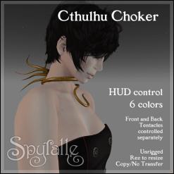 spyralle-cthulhu-choker