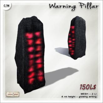 AD [V_W] Warning Pillar