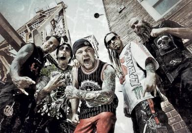 Five Finger Death Punch's Ivan Moody Helps Colorado's Homeless Youth