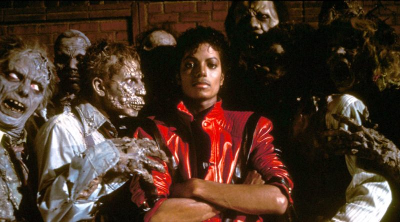 MJ, Thriller