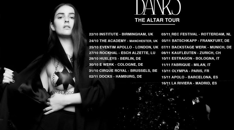 The Altar European Tour