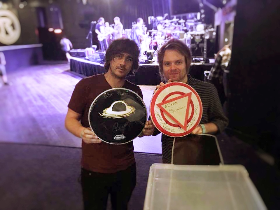 Gid Mag Exclusive Enter Shikari Charity Auction To