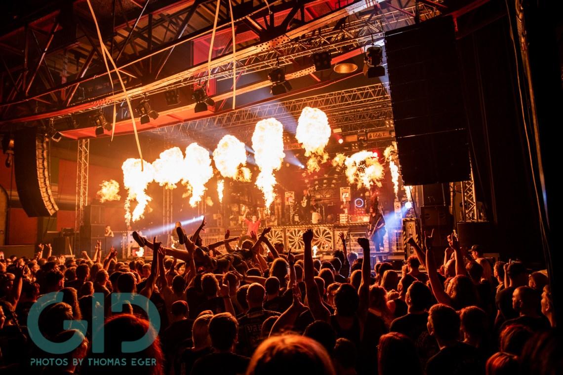 Impericon Festival // Heaven Shall Burn