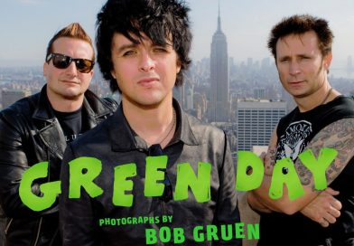 Book Review: Green Day Photographs By Bob Gruen