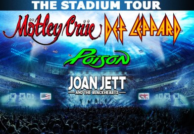 Mötley Crüe, Def Leppard, And Poison Stadium Tour Has Been Postponed
